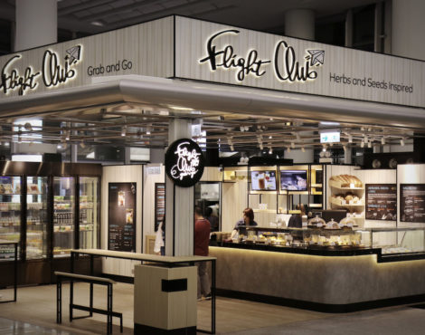 Flight Club Grab 'n' Go opens at Hong Kong Airport