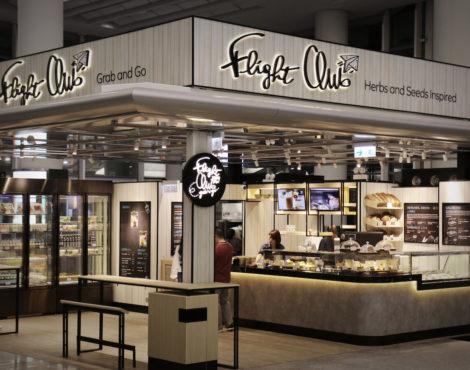 Flight Club Grab 'n' Go opens at Hong Kong Airport