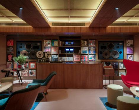 Spotlight: Potato Head Hong Kong Music Room