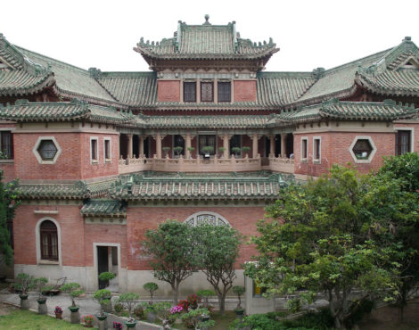King Yin Lei: a mysterious Renaissance mansion