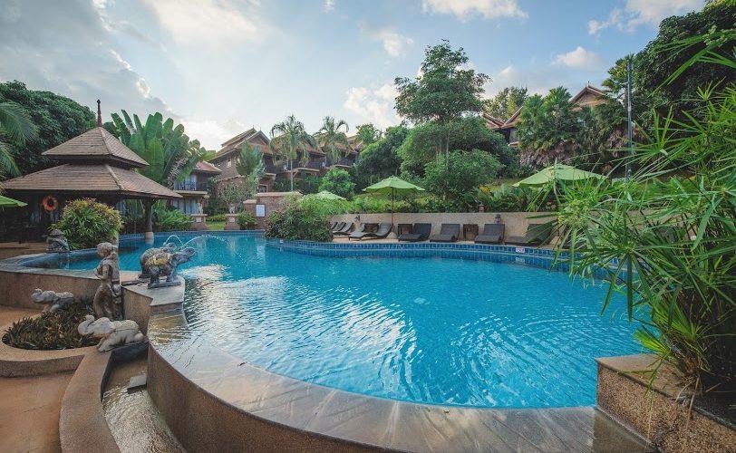 Yoga Room Chiang Mai Retreat