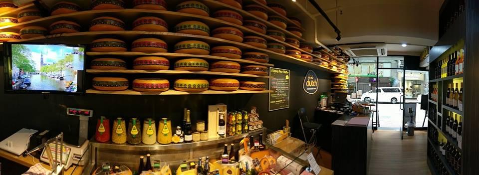The Dutch Cheese & More. Photo: FB