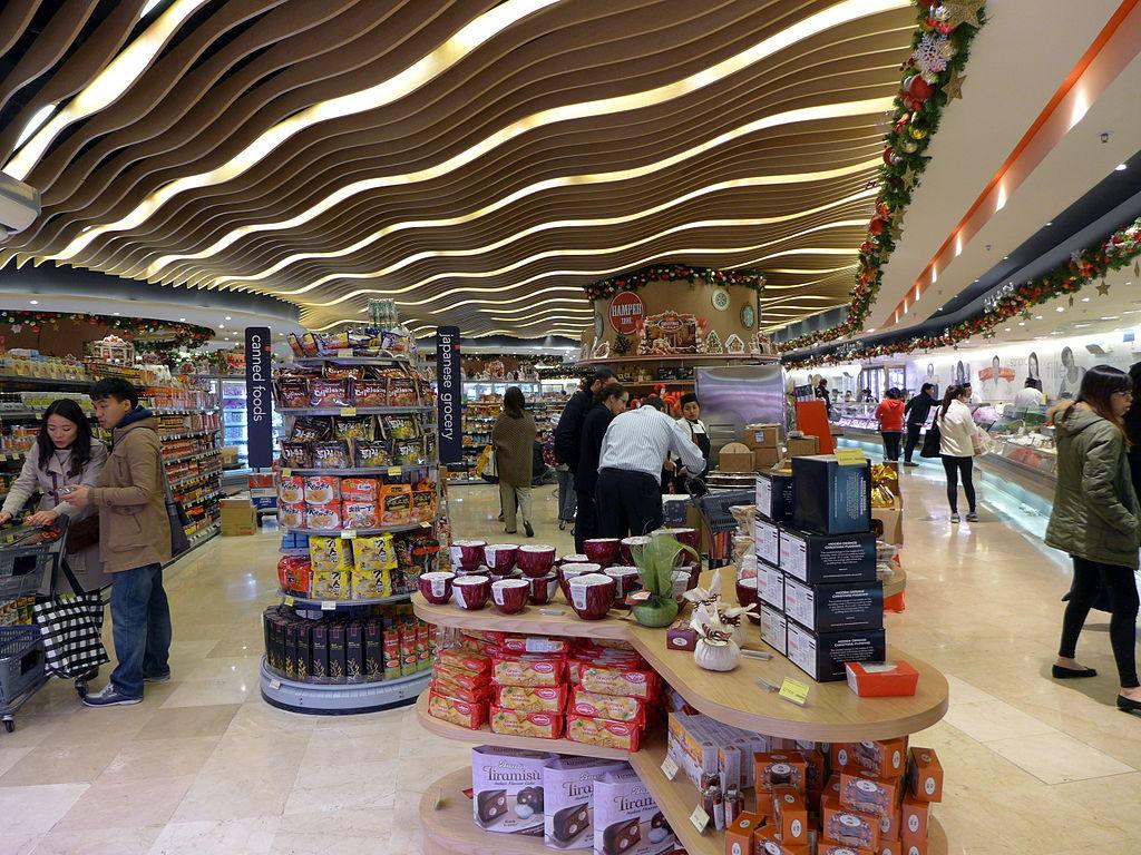 Great Food Hall. Photo: Wing1990hk / Wikimedia CC