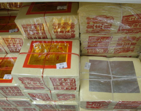 Why do Hongkongers burn joss paper?