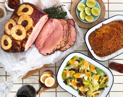 Whole Christmas hams at Commissary Nov 1-Dec 20, 2017