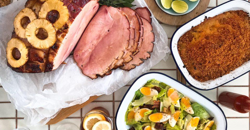 Commissary Ham