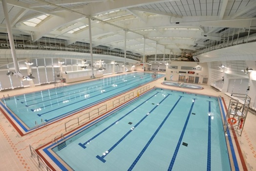 Kennedy Town pool. Photo: LCSD website