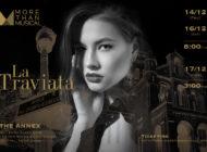 La Traviata by Guiseppe Verdi Dec 14-17