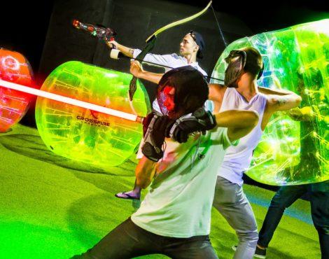 Spotlight: Crossfire Arena