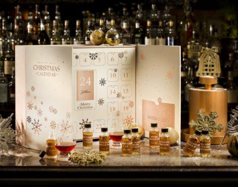 Whisky advent calendars