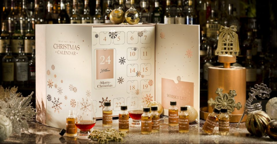Premium-Whisky-Advent-Calendar-Ladies'-Edition-Independent-Bottles-E...