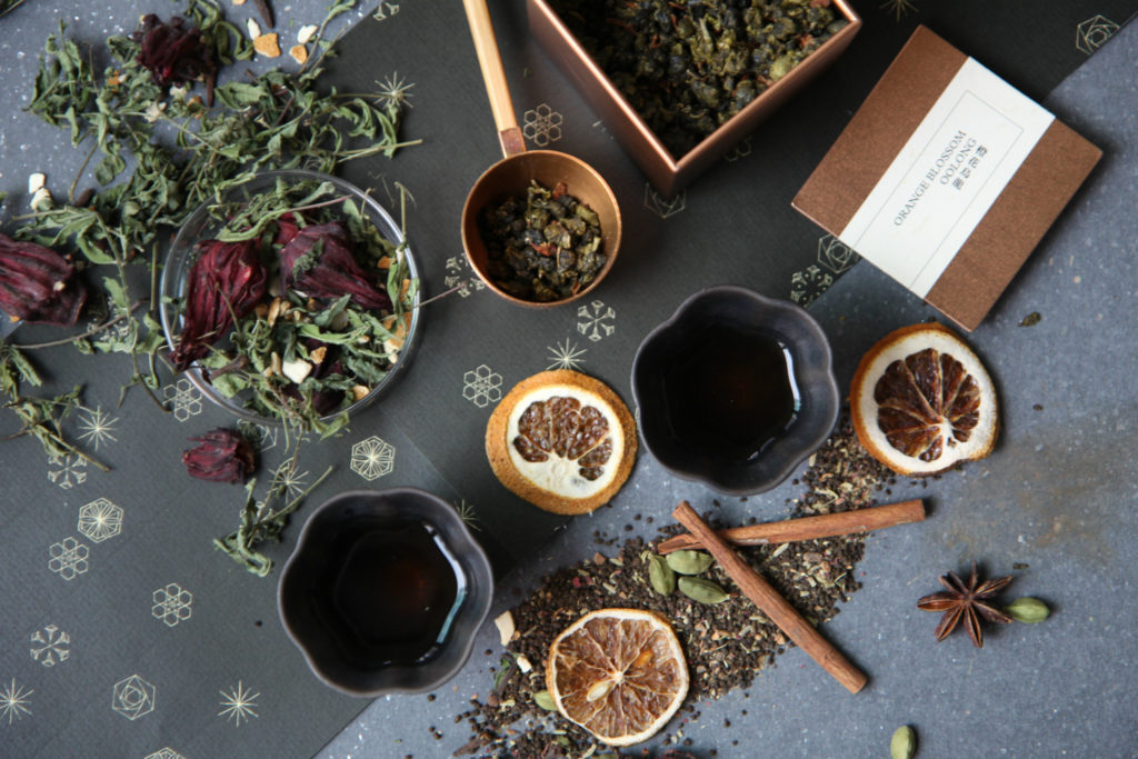 Christmas Ensemble Gift Sets from Plantation by teakha