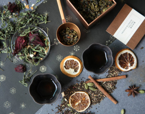 Christmas gift sets from Plantation by teakha