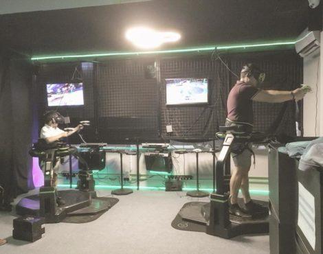 Spotlight: Playdium Virtual Reality