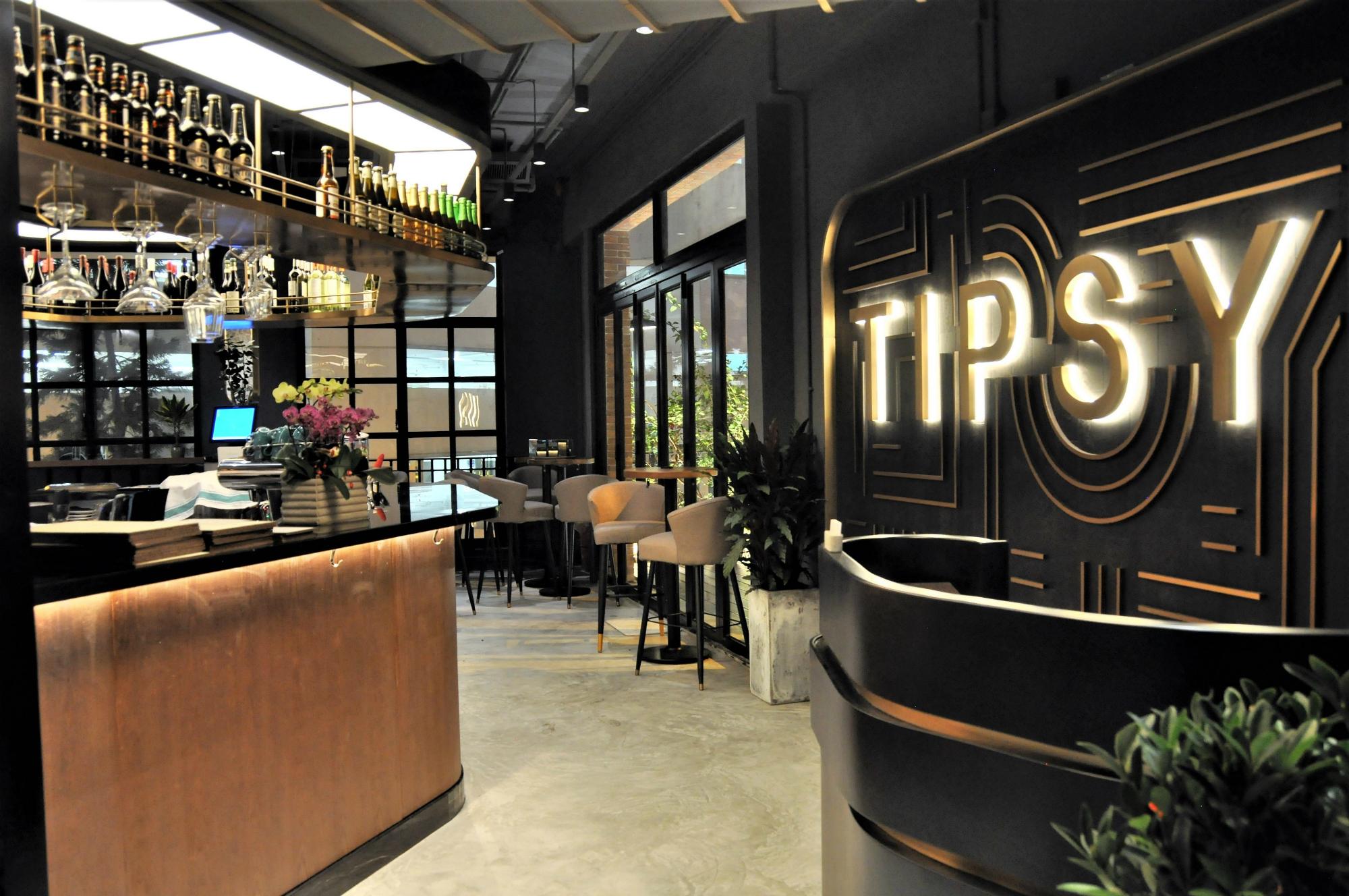 Tipsy Restaurant & Bar
