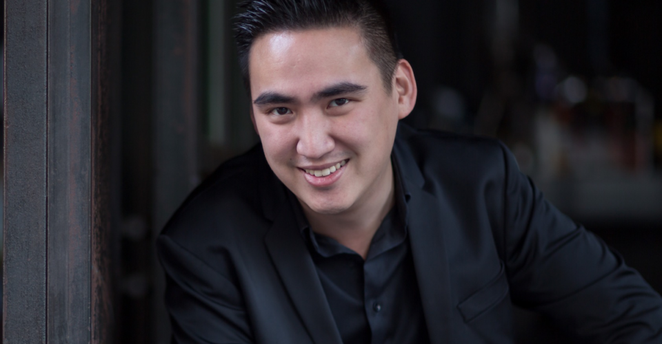 The Loop 30 Under 30 - Garron Chiu