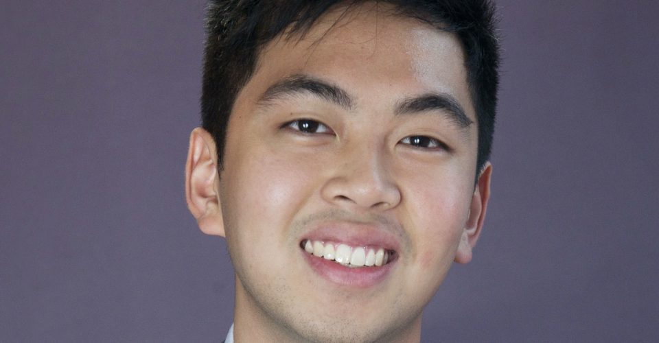 The Loop 30 Under 30 - Adrian Cheung