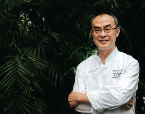 Fung Man Ip: Innovation is difficult to define, with Chinese cooking
