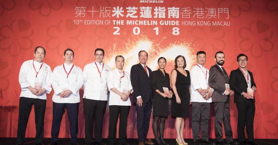 Michelin Guide Hong Kong Macau 2018