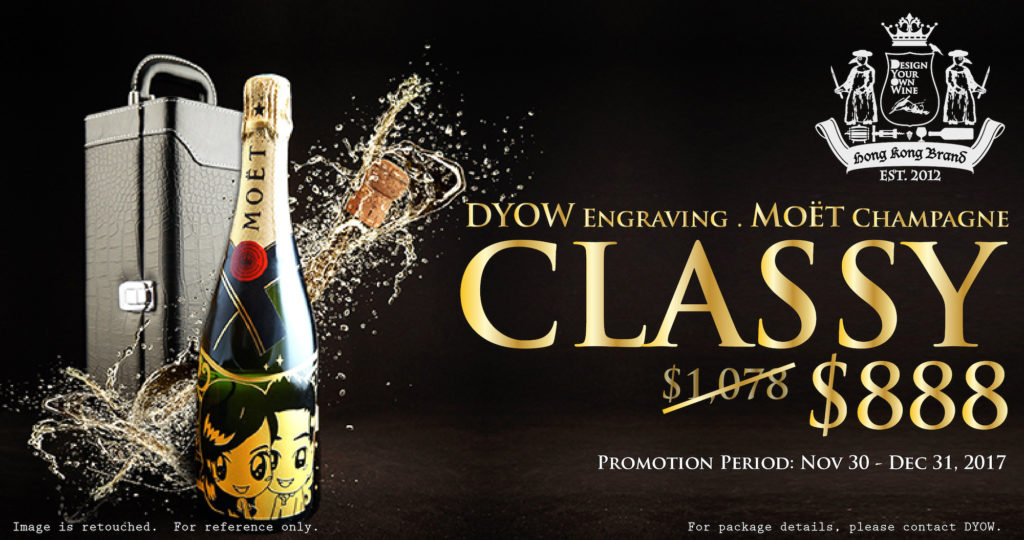 DYOW Moet special