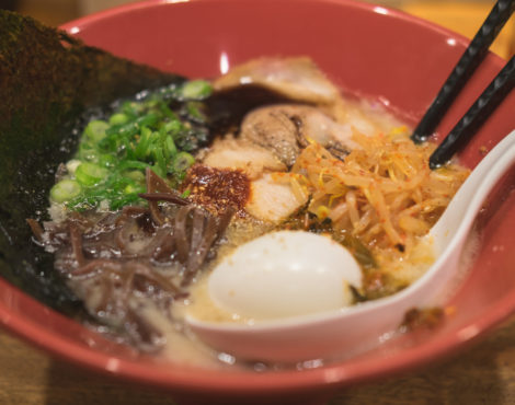 Best Ramen Restaurants in Hong Kong
