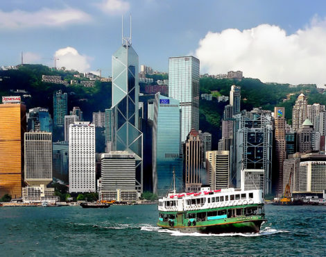 What's the story behind the Star Ferry?