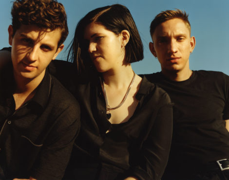 The xx Live in Hong Kong Feb 1, 2018