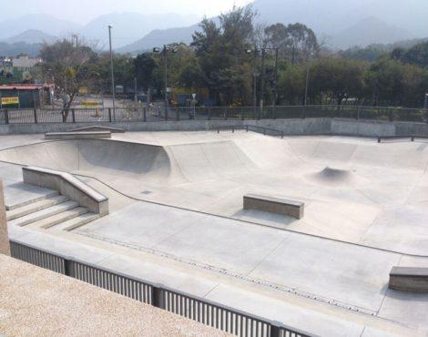 Spotlight: Fanling Skatepark
