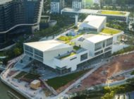 New cultural center Design Society opens in Shenzhen