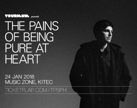 The Pains of Being Pure at Heart Jan 24 2018