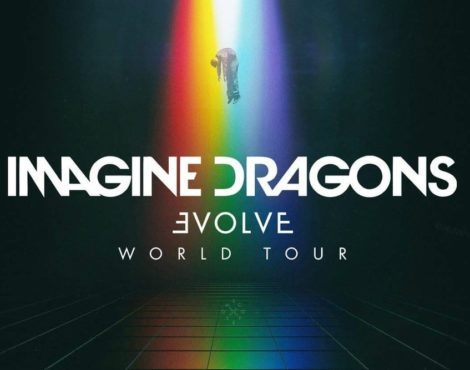 Imagine Dragons Evolve World Tour Jan 13 2018
