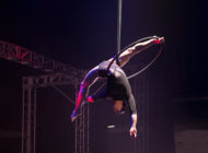 Nicholas Tang of Aerial Arts Academy on the power of pole dance
