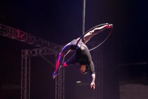 Nicholas Tang, Aerial Arts Academy