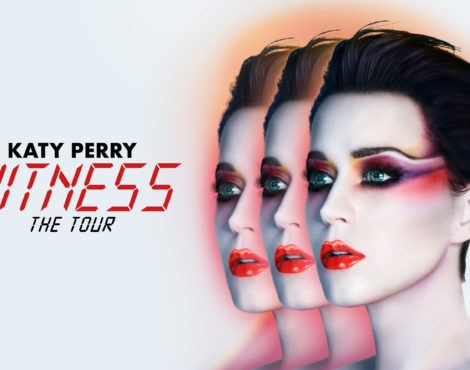 Katy Perry Witness: The Tour Mar 30 2018