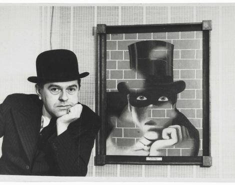 René Magritte: The Revealing Image Jan 19-Feb 19 2018