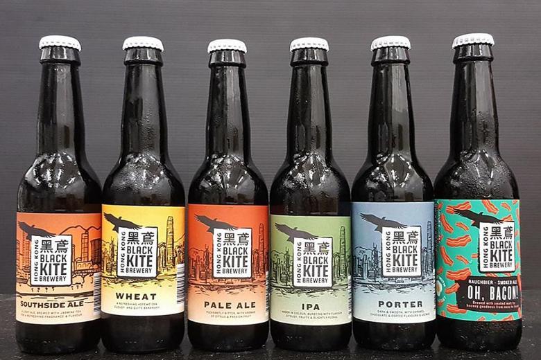 Black Kite Brewery brews quality Hong Kong craft beers.