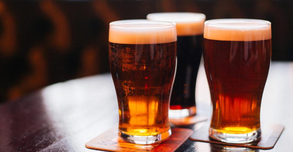Trafalgar-Beer