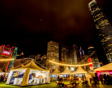 Taste of Hong Kong 2018 Mar 22-25