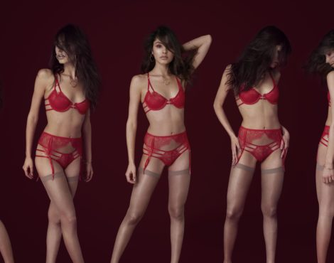 15% off designer lingerie at Avec Amour Feb 1-28 2018