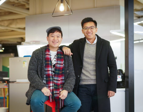 Next Up: Jerome Tse and Harris Cheng of Freehunter