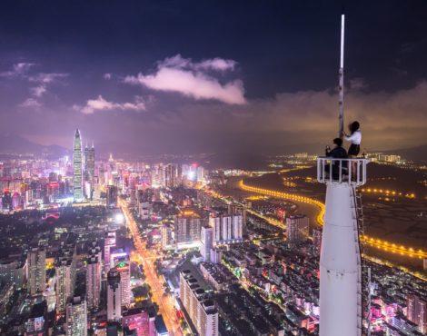 Loop into Shenzhen