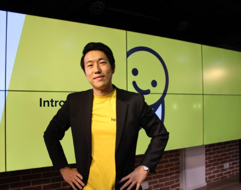 Next Up: Kenneth Liu of Honestbee