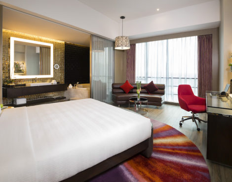 Hard Rock Hotel opens in Shenzhen