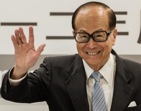 Li Ka Shing retires at age 89