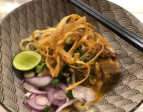 Thai on High at Centrestage by Kea
