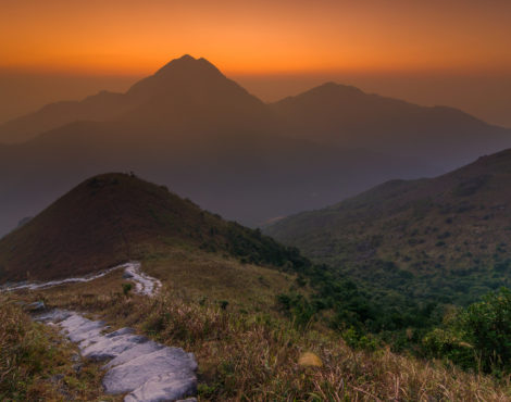 Best Hiking Trails with a View in Hong Kong