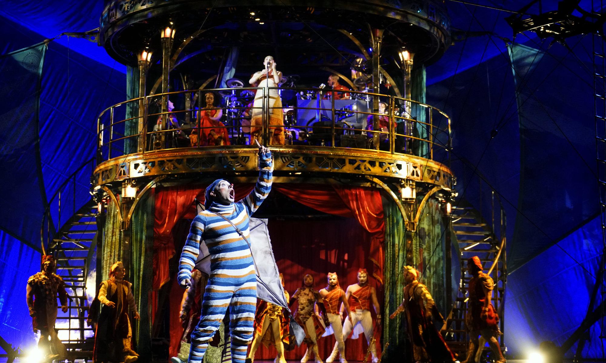 Kooza Cirque Du Soleil