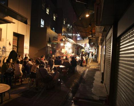 Dai pai dongs: a disappearing part of Hong Kong's food culture