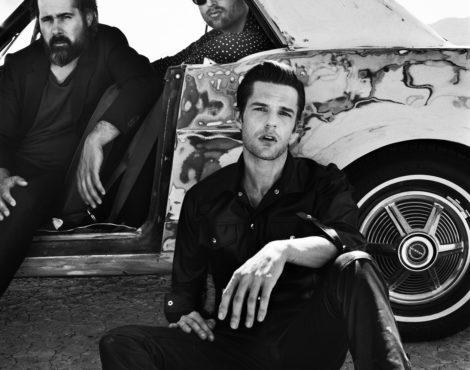 The Killers Live in Hong Kong: September 19, 2018