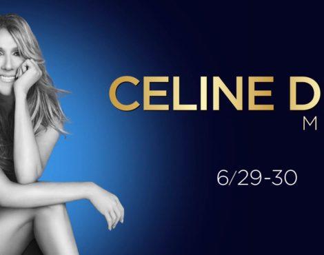 Celine Dion Live in Macau: June 29-30, 2018